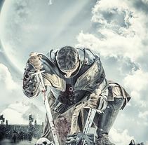 The Last Warrior . Un proyecto de Diseño gráfico de Jose Daniel Murillo Alfaro         - 27.07.2016
