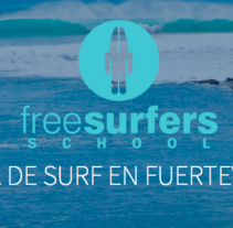 Copy web - Free Surfers School . A Cop, and writing project by Elena Eiras Fernández         - 03.08.2014