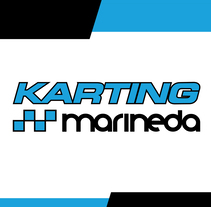 Karting Marineda. A Art Direction, and Design Management project by Adrián Docampo         - 12.08.2016