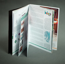 Cooler (Proyecto). A Editorial Design project by Silvina Alfonsín Nande - 11-11-2012