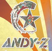 Display para la marca de calzado ANDY-Z. A Design&Illustration project by Jose Martínez         - 26.11.2013