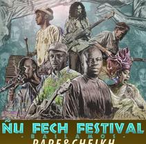 Videopromo Festival Ñu Fech. A Video project by Luis R. Lorite Lorite - 17-08-2016