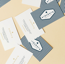 Kidsbury . corporate identity. A Br, ing, Identit, and Graphic Design project by Marta Bula - 21-10-2014