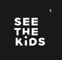 SEE THE KIDS. A Graphic Design project by Sonia Serra         - 22.08.2016