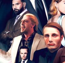 James Bond 007 Vk15. Um projeto de Design, Publicidade e Direção de arte de Vikö Sviäs         - 24.08.2016
