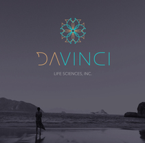 DaVinci Life Sciences, INC | logo. A Design, Br, ing, Identit, and Graphic Design project by Lucas Danilas         - 27.08.2016