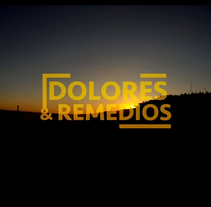 Dolores & Remedios. A Advertising, Film, Video, TV, Film, Video, Sound Design, and Street Art project by Manuel Moreno         - 04.09.2015