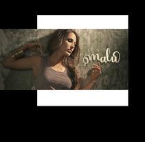 Malú. Un proyecto de Br, ing e Identidad, Escritura y Caligrafía de Beatriz Arévalo Hernández         - 08.09.2016