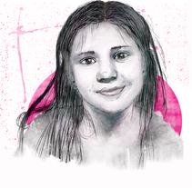 Retratos. Un proyecto de Diseño gráfico de Carlos Navarro         - 09.09.2016