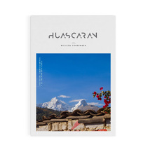 Proyecto Editorial Huascarán | Cover. A Design, Photograph, Art Direction, and Editorial Design project by Carlo Paredes         - 15.09.2016