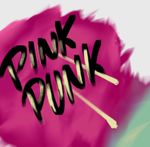 All of we are Punks. Un proyecto de Diseño, Ilustración, Dirección de arte, Caligrafía y Arte urbano de Jony Barr         - 18.09.2016