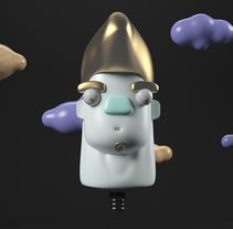Entre las nubes. A 3D project by Javier Torres         - 19.09.2016