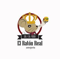 El Ratòn Real Antojeria. Un proyecto de Diseño, Ilustración, Publicidad y Diseño gráfico de Brayan Gonzalez Zetina         - 22.09.2016