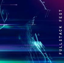 Full Stack Fest 2016 Retrofuturistic experience. Un proyecto de Dirección de arte, Arquitectura de la información, Diseño interactivo, Diseño Web y Desarrollo Web de Plastic Studio         - 02.05.2016