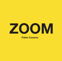 """Zoom"" by Pablo Casares. A Design, Illustration, and Graphic Design project by TGA +         - 27.09.2016"