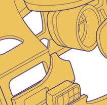 HYUNDAI i30. Un proyecto de Ilustración y Diseño de automoción de Lidia Lobato - 09-06-2016