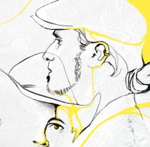 Projecte Mut _Idò_CDmúsica. Un proyecto de Ilustración, Música, Audio, Dirección de arte, Diseño editorial, Bellas Artes, Diseño gráfico, Pintura y Collage de Víctor Escandell - 29-09-2016
