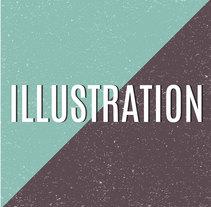 Algunas de las ilustraciones para MYEZPLAN. Un proyecto de Diseño, Ilustración, Publicidad y Animación de Andrea Mavarez         - 31.08.2015