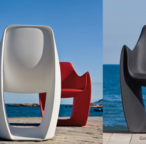 Calma outdoor furniture. A Design, and Furniture Design project by Oscar Vera de la Rocha         - 06.10.2016