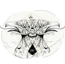 Bestias bífidas . A Illustration project by izcoart         - 08.10.2016