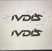 Diseño del logotipo de IVDIS (monograma a usar mas adelante: Dragón). Un proyecto de Diseño industrial de Cesar Giraldo         - 12.10.2016