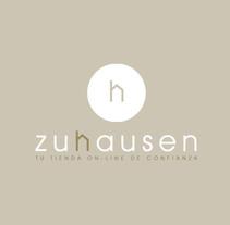 Zuhausen. Un proyecto de Diseño gráfico de Víctor Ballester Granell         - 16.10.2016