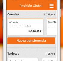 Senior UX & Visual designer Mobile Apps. Un proyecto de UI / UX, Bellas Artes y Sound Design de Esther Martínez Recuero - Miércoles, 28 de septiembre de 2016 00:00:00 +0200