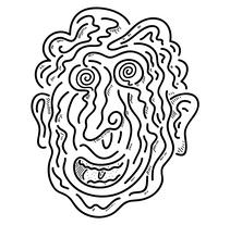 ABSTRACTOCÚMULUS. Un proyecto de Ilustración de Joan Giralt Rubio         - 23.10.2016