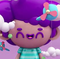 Mi proyecto de diseño de personajes en Cinema 4d: del boceto a la impresion. Un proyecto de Ilustración, 3D y Diseño de personajes de josue arzate         - 24.10.2016