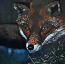 - Wild -. Un proyecto de Ilustración de Bárbara Vizcaíno Hernández - 09-08-2016