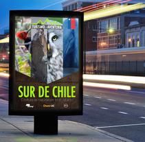Turismo - Chile. A Graphic Design project by Nico Arancibia - 01-11-2016