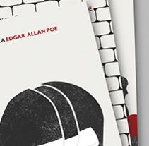 POE´S TALES COVERS. Un proyecto de Ilustración y Diseño editorial de Lidia Lobato - 03-11-2016