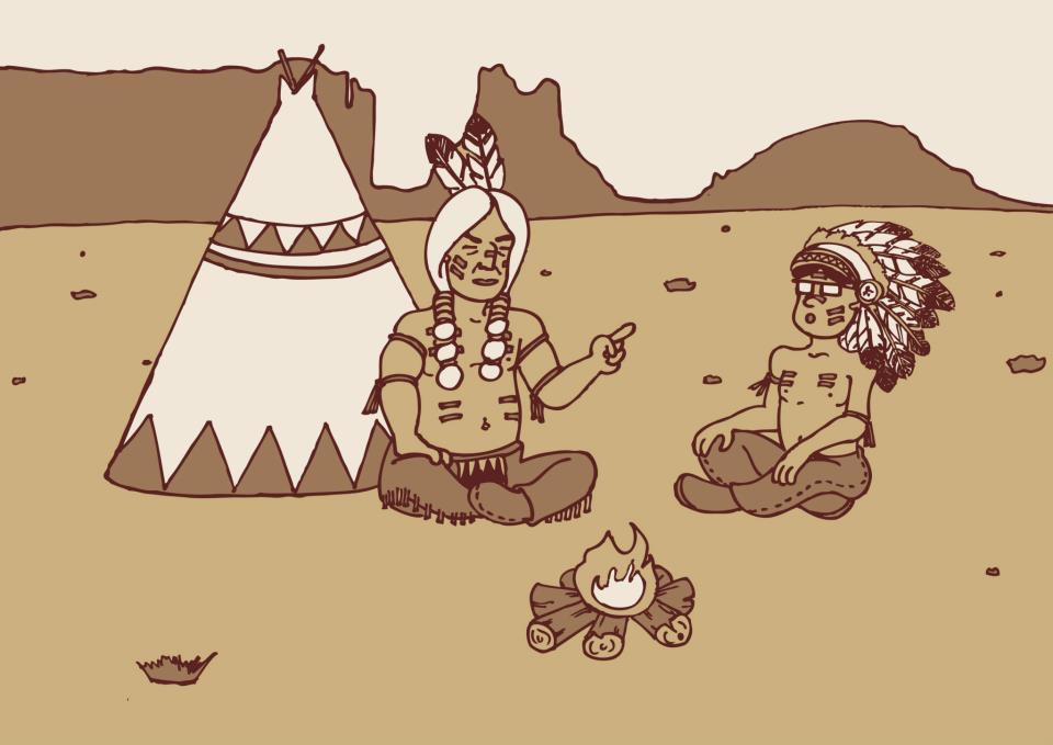 Haciendo el indio domestika - Haciendo el indio ...