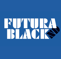 Tipografía Futura Black ND. A T, and pograph project by Bauertypes  - 13-11-2016