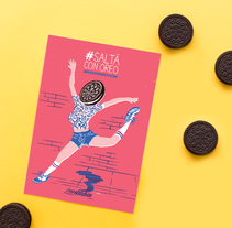 Campaña Jugá con Oreo. A Photograph, and Social Media project by BOND          - 13.11.2016