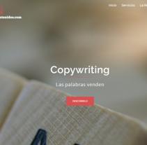 Tallerdecontenidos.com. Un proyecto de Diseño Web, Escritura, Cop y writing de Olivia Gracia Rodríguez         - 15.11.2016