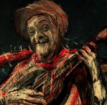 Jarocho. Um projeto de Design, Ilustração, Design de personagens e Artes plásticas de Lalo Huesca         - 16.11.2016