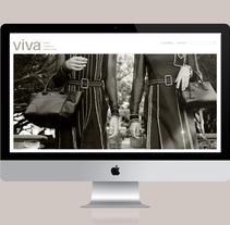 Viva. A Web Design project by Carmen Galán         - 20.11.2016