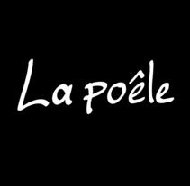 Diseño RRSS restaurante: La Pôele. A Design project by florenciayannuzzi         - 21.11.2016