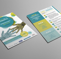 1er Foro de la Experiencia. A Design, and Graphic Design project by 2mas2 Comunicación         - 23.11.2016