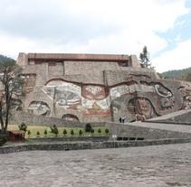 Centro ceremonial Otomí. Um projeto de Fotografia de Mayra Díaz         - 18.11.2016
