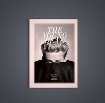 The Young Dean. A Art Direction, Editorial Design, and Graphic Design project by Stefano Valentini         - 26.11.2016