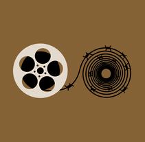 Ciclo de cine Imágenes de un éxodo. Un proyecto de Diseño editorial y Diseño gráfico de Juan Jareño  - 29-11-2016