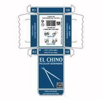 Packaging Palillos EL CHINO. Un proyecto de Diseño de hectormolinerovives         - 30.11.2016