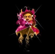 Dali. Um projeto de Design, Ilustração, Artes plásticas e Pintura de Juan Alonzo         - 08.12.2016