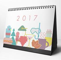 Mi Proyecto del curso: Ilustrando el tiempo. Un proyecto de Diseño, Ilustración y Diseño gráfico de Carlos Vicente Punter - 08-12-2016