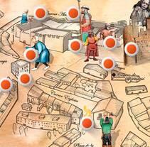 Calafell (app realidad aumentada). Un proyecto de Desarrollo de software de Rubén López Bello - 01-02-2016