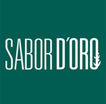 Sabor de Oro. Un proyecto de Diseño, Publicidad, Consultoría creativa, Marketing, Diseño Web, Desarrollo Web y Social Media de Eduardo García Indurria         - 13.04.2013