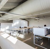 Coworking + Fabrika. Un proyecto de Arquitectura interior y Diseño de interiores de TGA +  - 12-01-2017