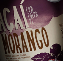 Mais Yogo - Packaging para Frozen de Aç. A Art Direction, and Packaging project by Edmundo Miranda         - 23.01.2017